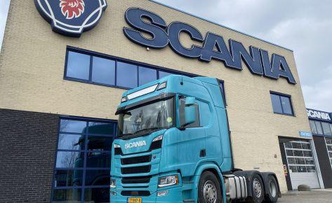 Scania R500 6×2/4 trekker