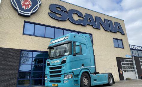 Scania R450 4×2 trekker