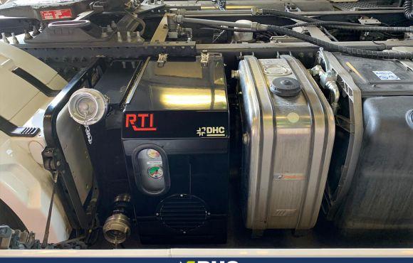 Aflevering RTI Loscompressor Transport Verhofstadt