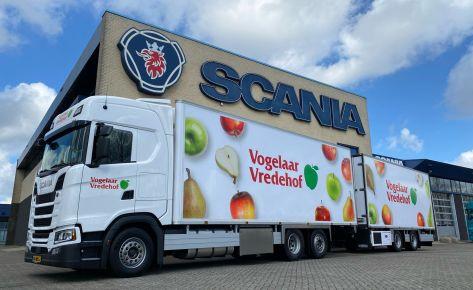 Scania S450 6×2*4