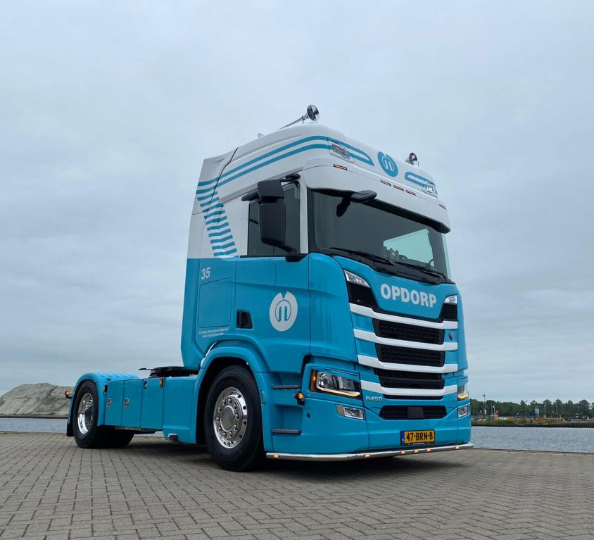 Scania Van Opdorp Transport