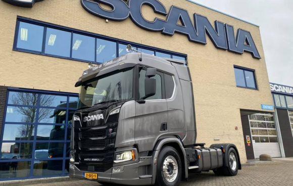 Scania R500 4×2