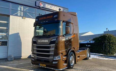 Scania R450 4×2