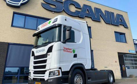 Scania 450s 4×2