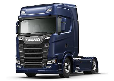 Scania V8-serie